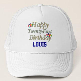 Happy 21st Birthday Trucker Hat