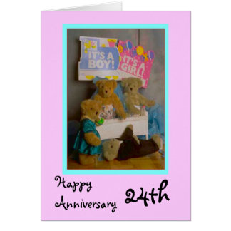 24th Wedding Anniversary Gift For Parents : 24th Wedding Anniversary T-Shirts, 24th Anniversary Gifts