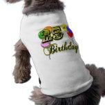 Happy 25th Birthday Merchandise Dog Clothing