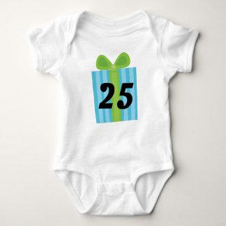 Happy 25th Birthday Present T Shirt