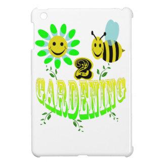 Happy 2 bee Gardening iPad Mini Case
