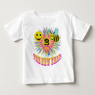 happy 2 bee in the new year baby T-Shirt