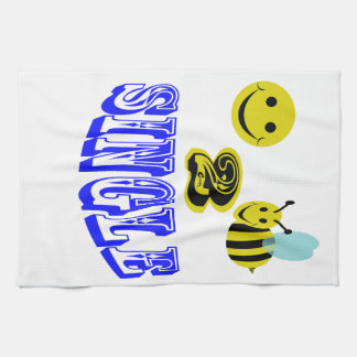 happy 2 bee single hand towels