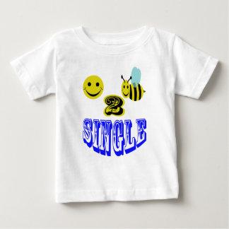 happy 2 bee single t shirt