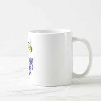happy 2 bee the best at anything coffee mug