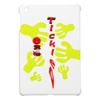 happy 2 bee tickled iPad mini cases