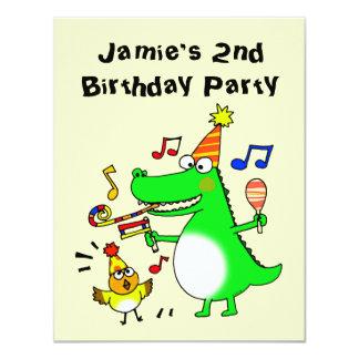 Happy 2nd Birthday ( I am 2 ) Card