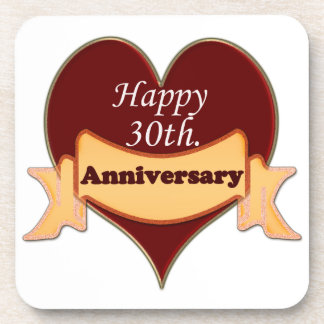 Happy 30th Anniversary Gifts on Zazzle