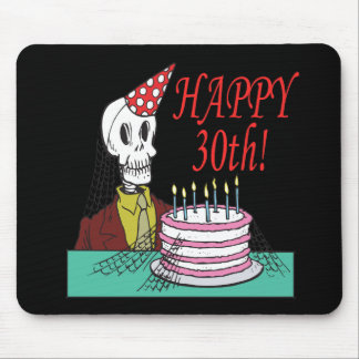 Happy 30th mouse pad