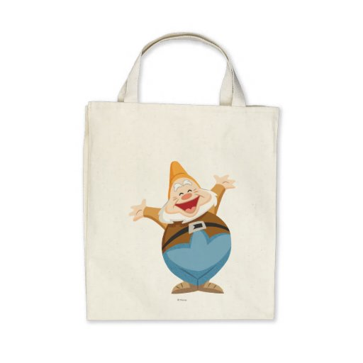 Happy 3 tote bags