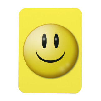happy-4760 SMILIES EMOTICONS happy yellow super sm Magnet