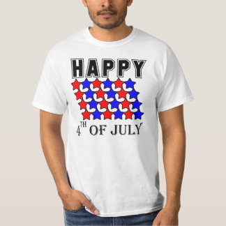HAPPY 4 TH OF JULY T-Shirt