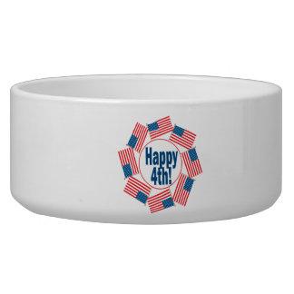 Happy 4th bowl