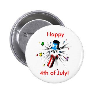 Happy 4th button