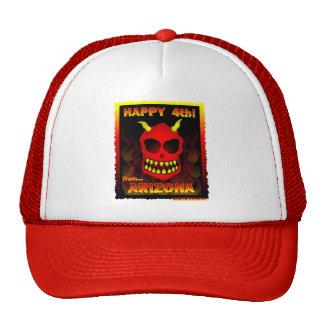 HAPPY 4th! Mesh Hat