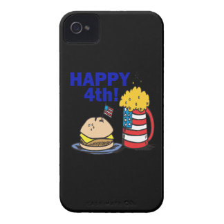 Happy 4th iPhone 4 case