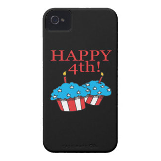 Happy 4th iPhone 4 cover