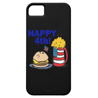 Happy 4th iPhone SE/5/5s case