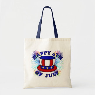 Happy 4th July Crackers Bags