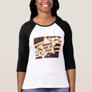 Happy 4th July T-Shirt