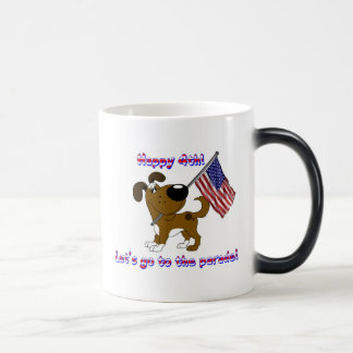 Happy 4th! Let's go to the parade! Coffee Mug