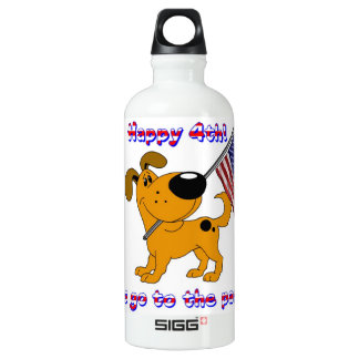 Happy 4th! Let's go to the parade! SIGG Traveler 0.6L Water Bottle