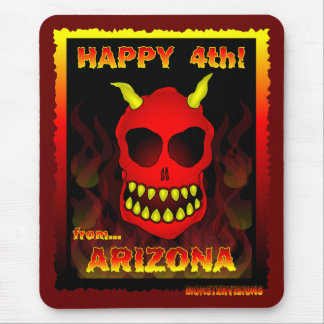 HAPPY 4th! Mouse Pad