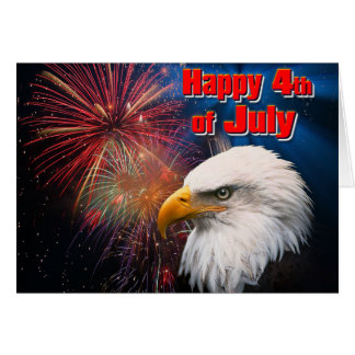 Happy 4th of July 1 Card