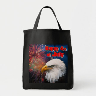 Happy 4th of July 1 Tote Bag