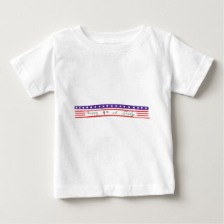 Happy 4th of July American Flag Shirt