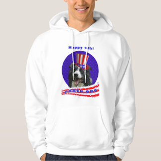Happy 4th of July Border Collies Shirts