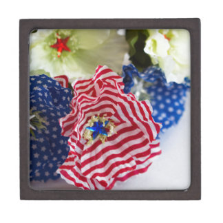 Happy 4th of July Celebration Keepsake Box