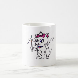 Happy 4th of July firework kitty  independence day Mugs