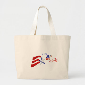 happy 4th of July, Happy independence day Bag