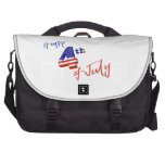 Happy 4th of July, Happy Independence day Bag For Laptop
