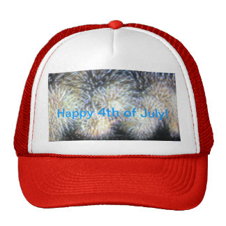 Happy 4th of July!   Hat