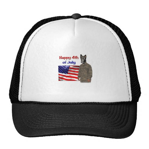 Happy 4th of July Hats