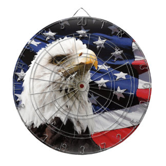 Happy 4th of July Independence Day 2014 Dartboard