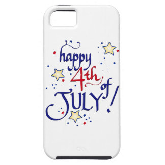 Happy 4th of July iPhone SE/5/5s Case