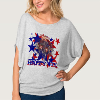 Happy 4th of July Stars Shirt -