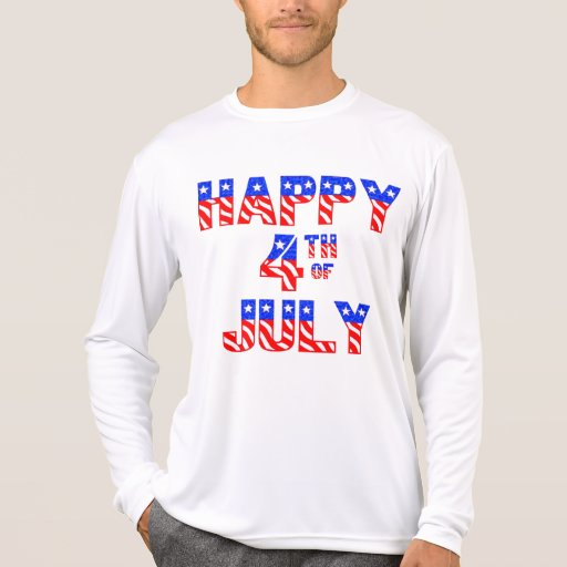 Happy 4th Of July Tees