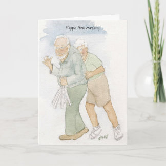Happy 50th anniversary card
