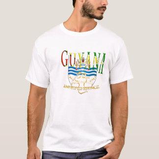 Happy 50th Anniversary T-Shirt Guyana,