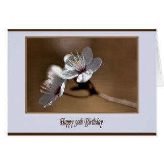 Happy 50th Birthday Greeting Cards