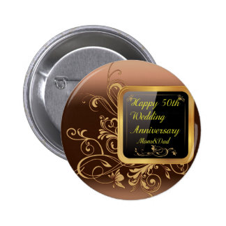 Happy 50th Wedding Anniversary Multi products sele Button