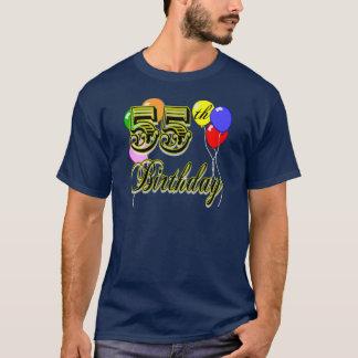 Happy 55th Birthday Celebration T-Shirt