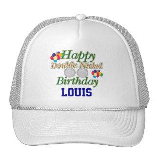 Happy 55th Birthday Trucker Hat