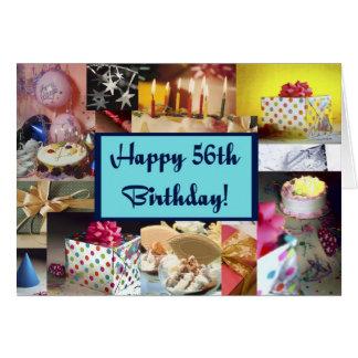 Happy 56th Birthday Gifts On Zazzle