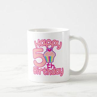 Happy 5th Birthday! Coffee Mug