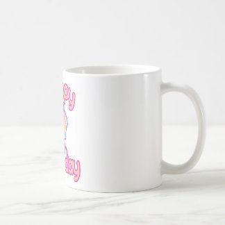 Happy 5th Birthday! Classic White Coffee Mug